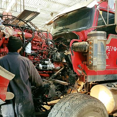 Titan Truck Repairs Interior Decorator Gallery Item